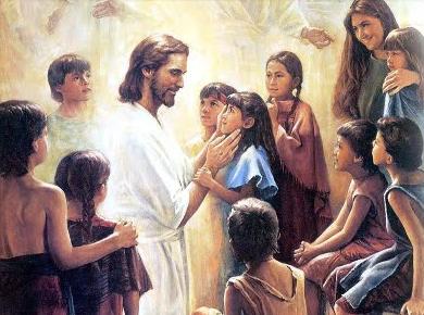 Yesus Memanggil Anak-Anak : Materi Persiapan Komuni Pertama