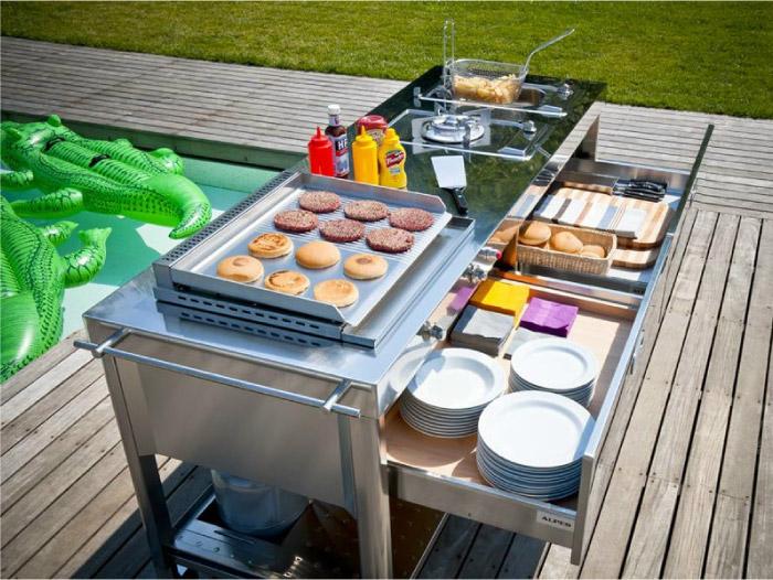 Cucine da esterno | Blog di arredamento e interni - Dettagli Home ...