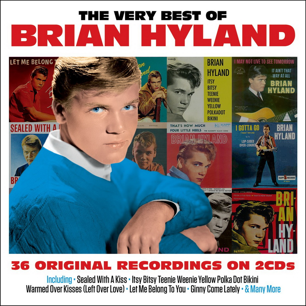 brian hyland greatest hits rar