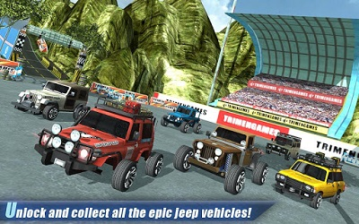 Off Road 4×4 Hill Jeep Driver Mod Apk