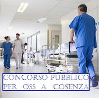 concorsi pubblici per operatori socio sanitari