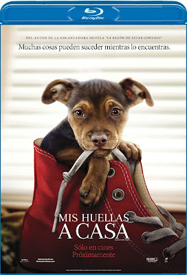 A Dogs Way Home [2019] [BD25] [Latino]