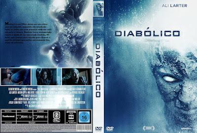 Filme Diabólico (The Diabolical) DVD Capa