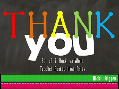 https://www.teacherspayteachers.com/Product/Thank-You-Notes-Teacher-Appreciation-Week-2519602