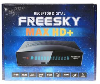 FREESKY MAX HD + (PLUS) NOVO LANÇAMENTO FREESKY%2BMAX%2BHD%2B%252B%2BCX