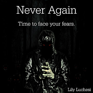 Never Again, Paranormal Detectives Series, Lily Luchesi, release day, book review