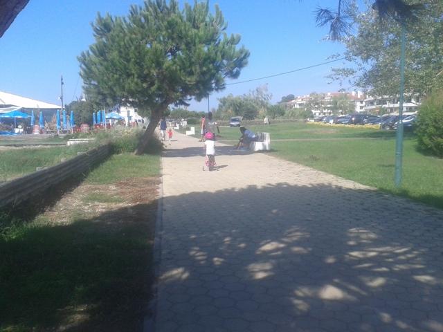Passear na Marginal da Praia