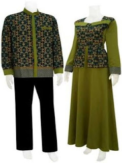model baju batik sarimbit couple
