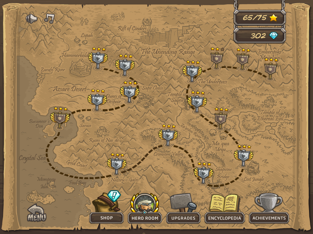 How to beat Kingdom Rush: Frontiers