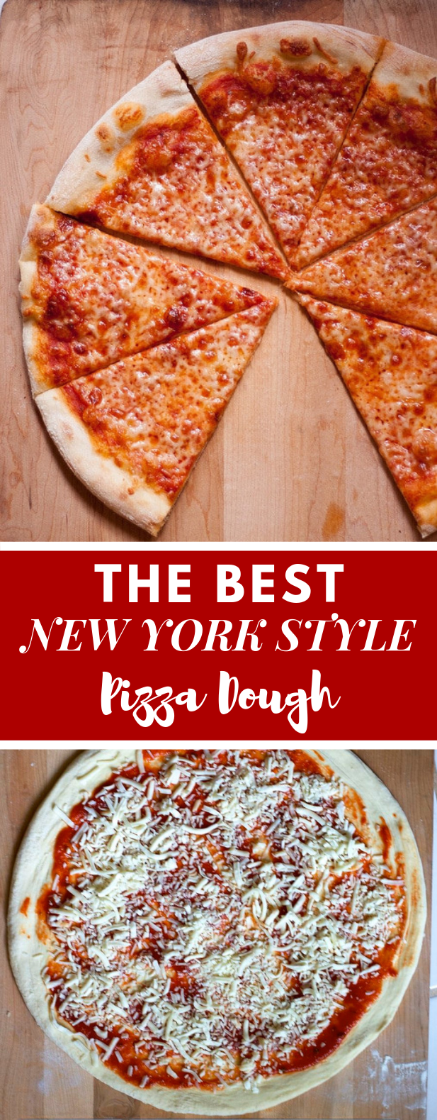 THE BEST NEW YORK STYLE PIZZA DOUGH #Meals #Recipes