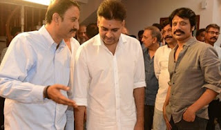 Pawan Kalyan - SJ Surya New Movie Launched HD Stills