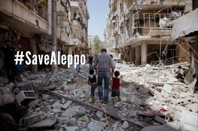 Masya Allah, Pria Ini Sedekahkan Uang 100 Juta Untuk Aleppo