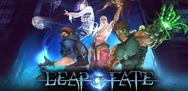 Leap of Fate v1.1.4 APK Android Action Games