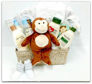 Aveen Daily Care Gift Basket Giveaway