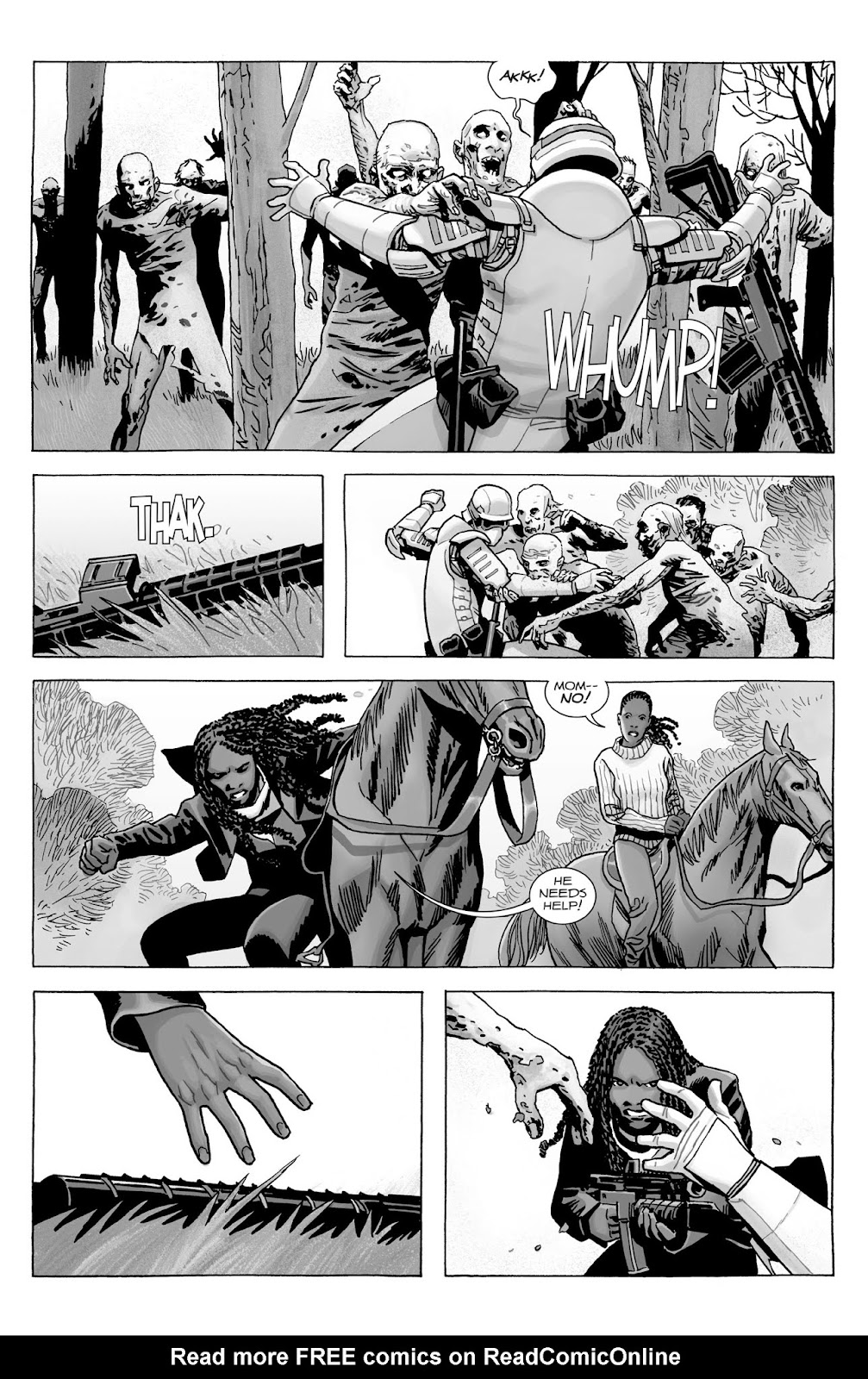 The Walking Dead Issue 183 | Viewcomic reading comics online