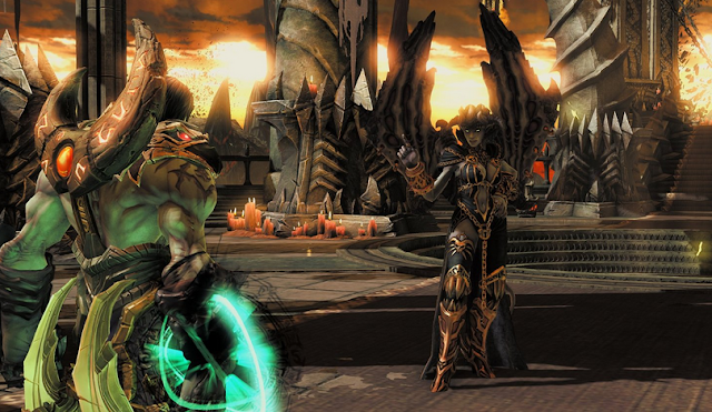 Download Darksiders II Deathinitive Edition Screenshot 1