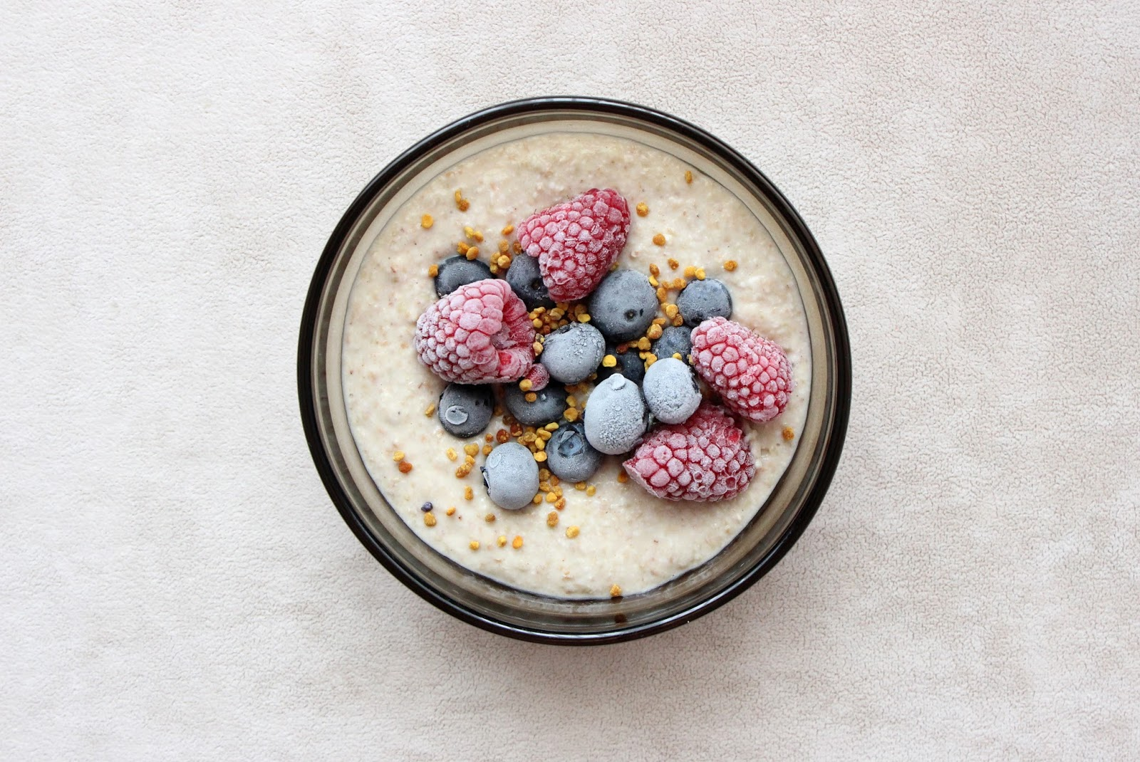 Food For Convalescence - Porridge