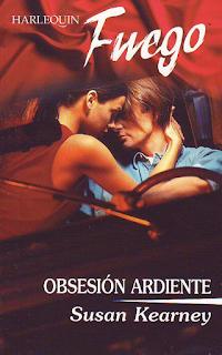 Susan Kearney - Obsesión Ardiente