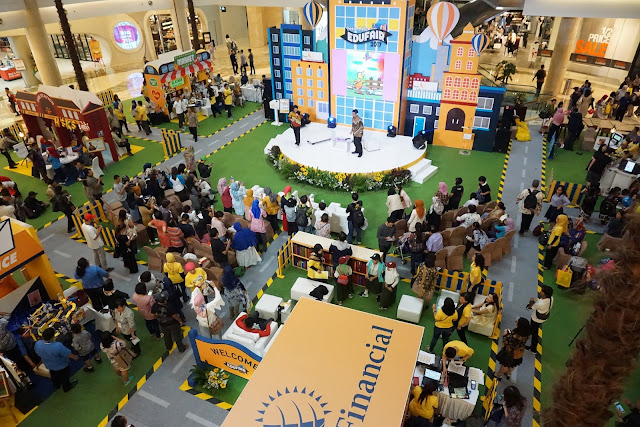 Sun Life Edufair 2017 di Kota Kasablanka