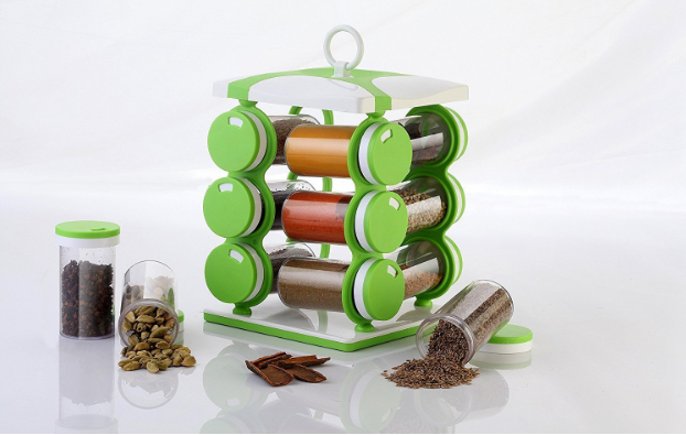 Amazon give Special offers on floraware spice rack