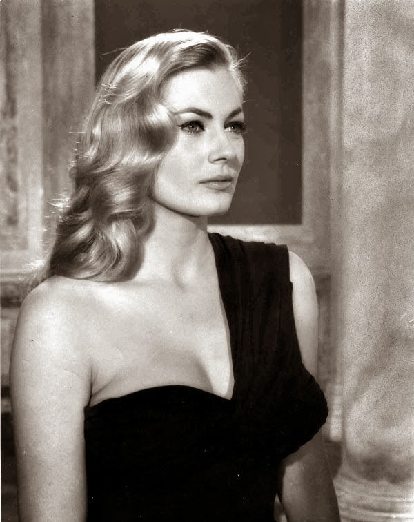 Lifestyles of the Nude and Famous: Anita Ekberg