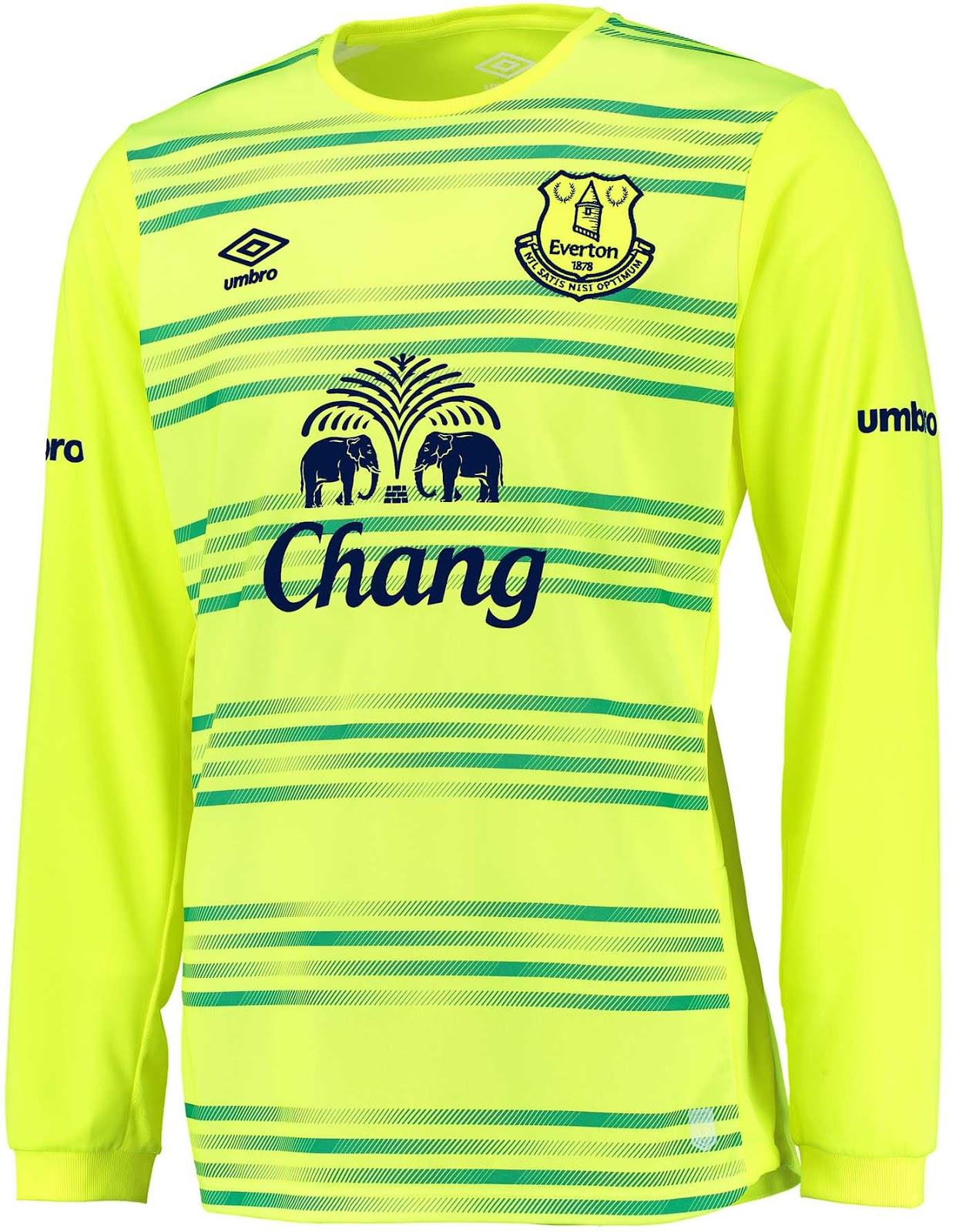 Everton 15-16 Kits Released - Footy Headlines