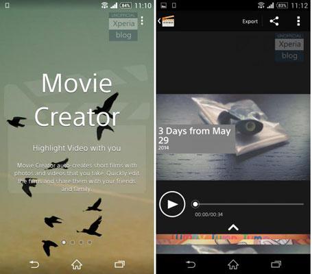 Movie Creator, Aplikasi Untuk Bikin Film Pendek