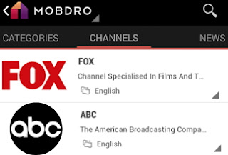 How To Effectively Use Mobdro Multi-Channel Android Streaming App