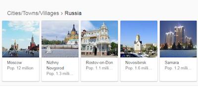 Rusia Tuan Rumah Piala Dunia