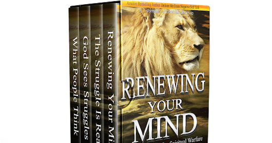 Kindle Book Deal: Renewing Your Mind: A Mindset Book For Spiritual Warfare and Victorious Living