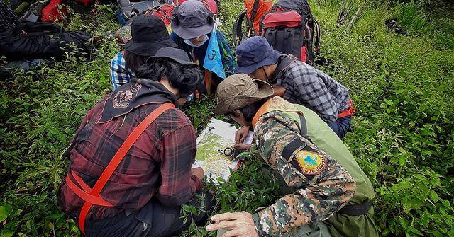 Mendaki gunung meingkatkan daya ingat - foto instagram gubawangsa