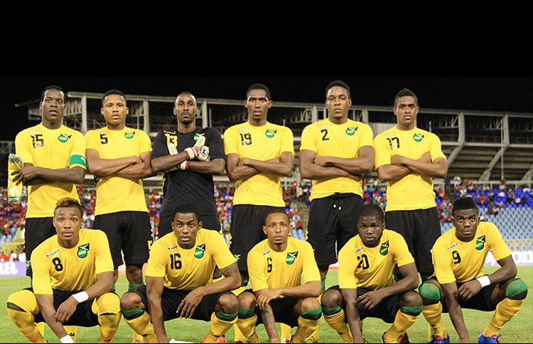 Os jamaicanos estreiam na competição sul-americana. 64b386224945f