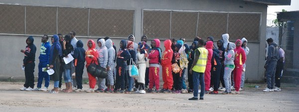 198 Nigerians illegally residing in Saudi Arabia arrive home