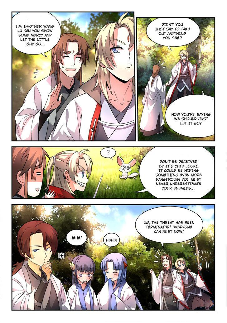 Spirit Blade Mountain - Chapter 46