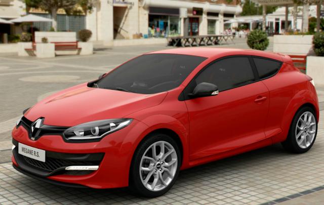 Renault m gane coup iii restyl e 2016 couleurs colors - Coloration rouge vif ...
