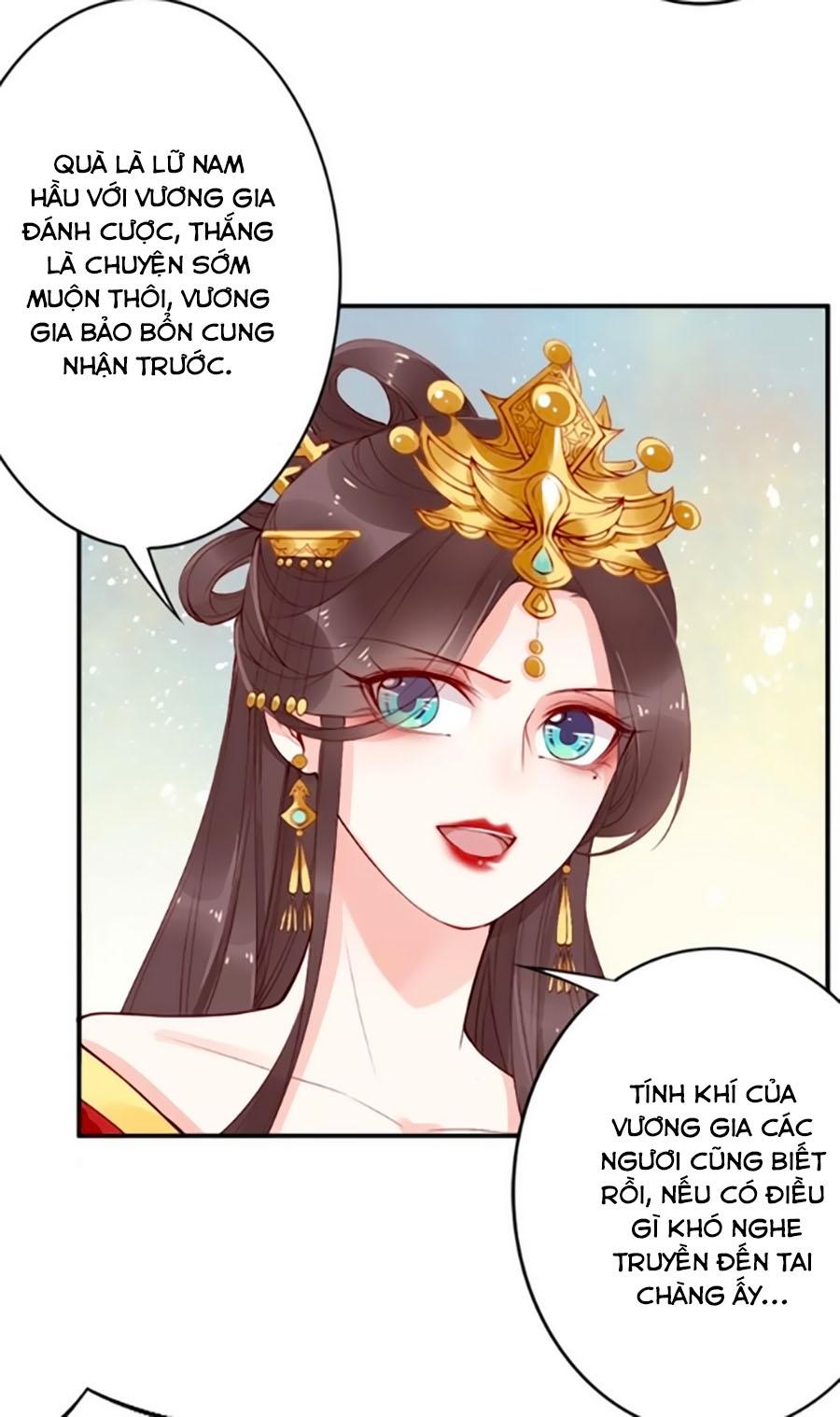 Đế Cung Đông Hoàng Phi chap 11 - Trang 6