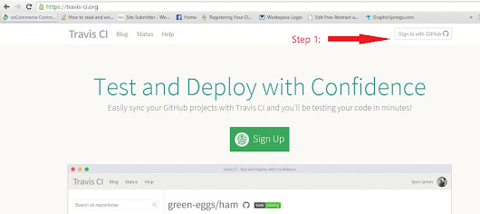 Travis CI: Continuous Integration for PHP Project