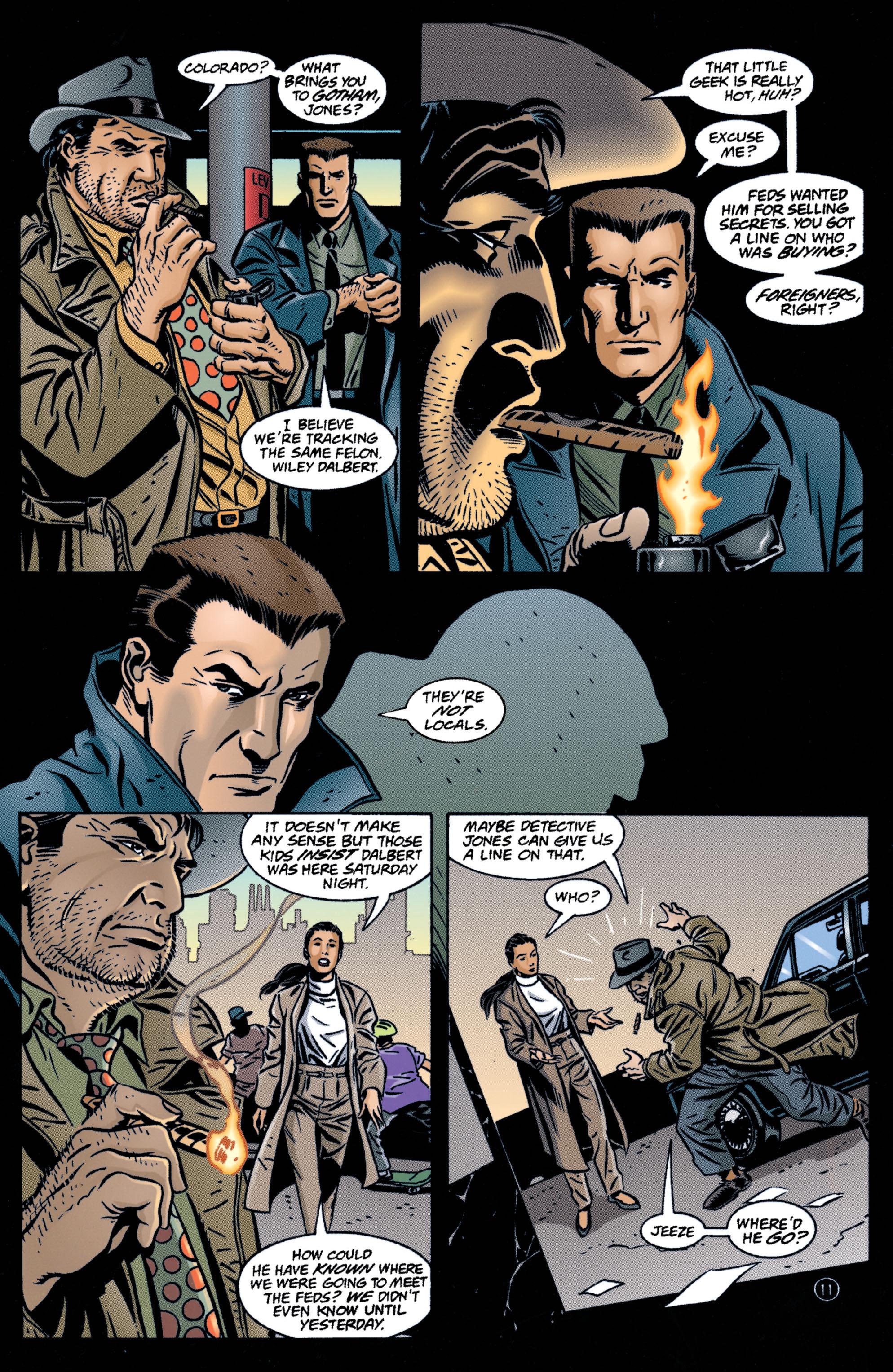Detective Comics (1937) 714 Page 11