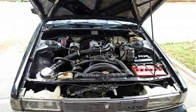 Foto Mesin Toyota Cressida