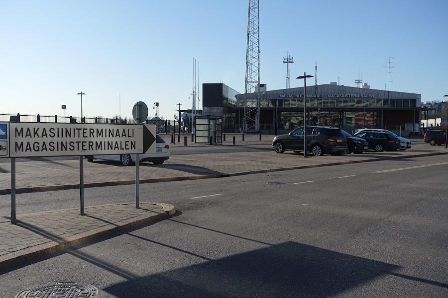 ヘルシンキ/マカシーニ・ターミナル(Makasiini Terminal)