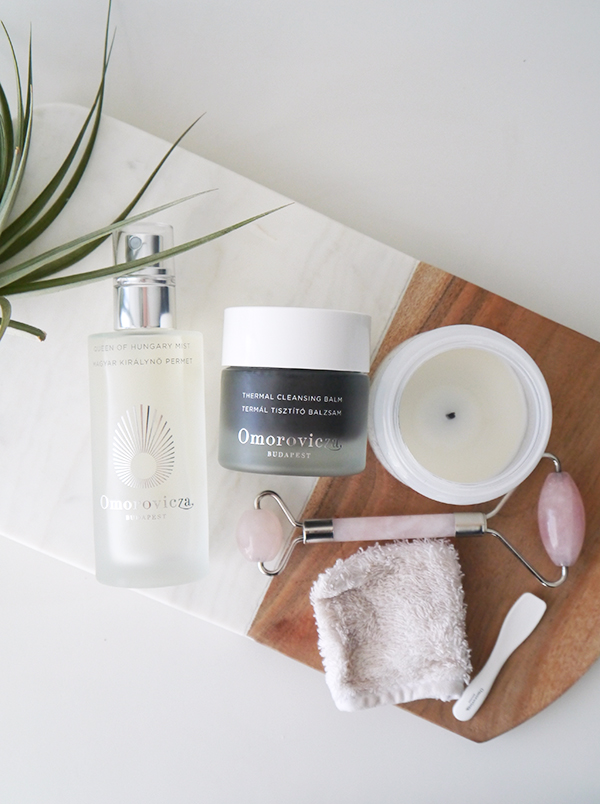 Omorovicza Thermal Cleansing Balm & Queen Of Hungary Mist