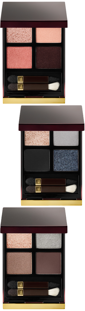 TOM FORD Assorted Eyeshadow Quads (sold separately)