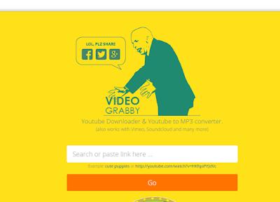 Сервис videograbby