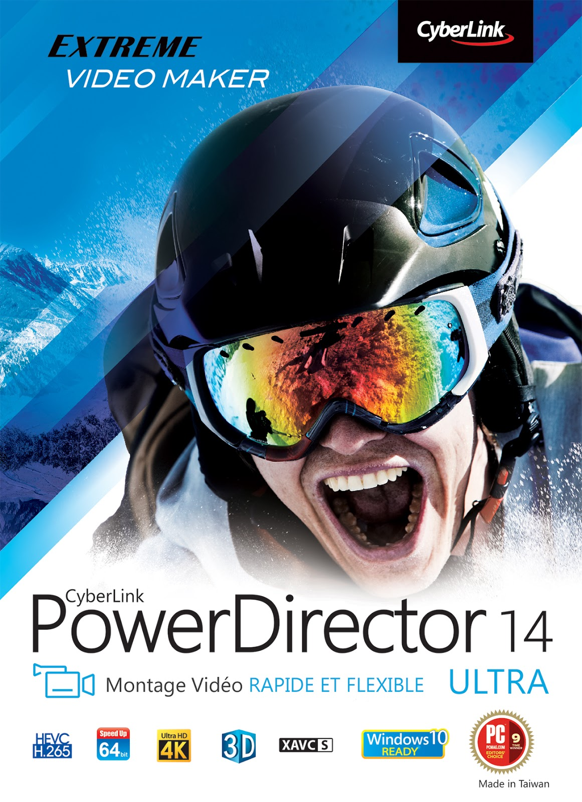 PowerDirector 14 Ultra Image