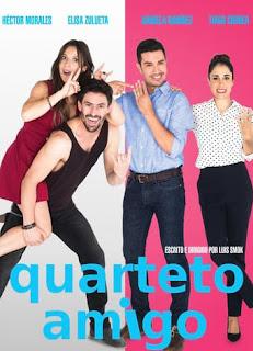 Quarteto Amigo - HDRip Dublado