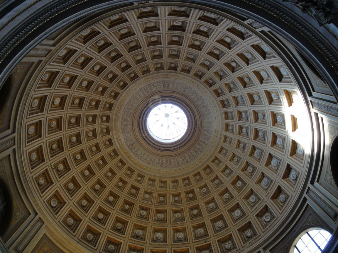 Roman Architecture Domes ancient roman architecture