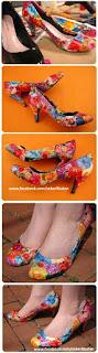 Eskiyen topuklu ayakkabılarınızı atmayın