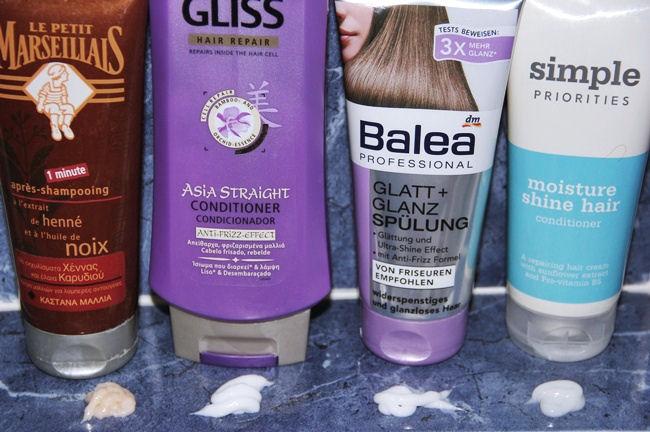 dnevna nega kose samponi i regeneratori balzami za kosu