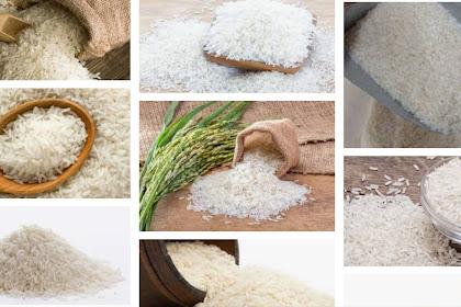 9 Jenis beras yang banyak beredar di Indonesia
