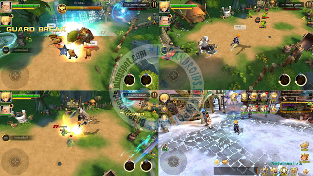 Dragon nest Apk Saint Haven update v1.0 Latest Android